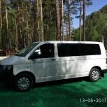 Заказ микроавтобуса Volkswagen Caravelle 7 мест, Новосибирск