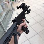 Пневматический пистолет-пулемёт Тирекс, Новосибирск