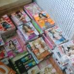 Журналы Glamour, Cosmopolitan, Shape, Topbeauty, Новосибирск