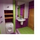 Ремонт ванной комнаты под ключ в квартирах и домах, Новосибирск