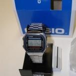 Винтажные часы Casio A168 (CASIO A-168WA-1), Новосибирск
