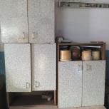Продам кухонный гарнитур , б/у, Новосибирск