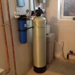 Оборудование очистки воды из скважин, Новосибирск