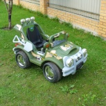 детский электромобиль, Новосибирск