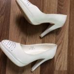 Туфли свадебные 35 размер, Новосибирск