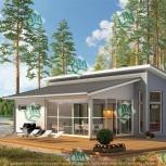 Строим каркасно модульные дома, Новосибирск