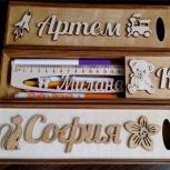 Пенал для школьника, Новосибирск