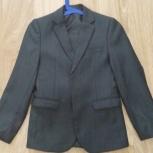 Продам деловой детский костюм (тройка), Новосибирск