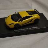 Модель Lamborghini Gallardo Superleggera 1:43, Новосибирск