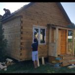 Строительство домов и бань, Новосибирск