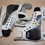 Продам хоккейные коньки graf super 105 (р. 39), Новосибирск