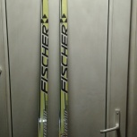 Продам классические лыжи Fischer, Новосибирск