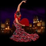 курс обучения испанскому танцу Фламенко, Новосибирск