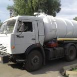 Услуги ассенизаторских машин, Новосибирск