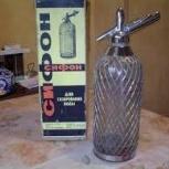 Куплю сифон бытовой для изготовления газированных напитков, Новосибирск