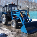 Продадим погрузчики фронтальные усиленные навесные к тракторам мтз, Новосибирск