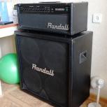 Гитарный кабинет Randall RX120RH, Новосибирск