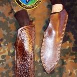 Ножны на заказ, Новосибирск