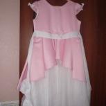 Праздничное платье для крупной девочки, Новосибирск