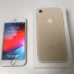 Apple iPhone 7 32Gb Gold, Новосибирск