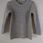 Продам свитер benetton на мальчика 5-6 лет, Новосибирск