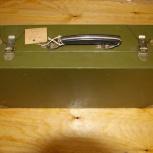 Продам ящики из авиационной фанеры под инструменты и т.д., Новосибирск