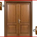 Изготовим двери из массива дерева, Новосибирск