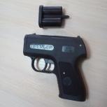 Пистолет Премьер, Новосибирск