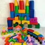 Кубики конструктор, игрушки, Новосибирск