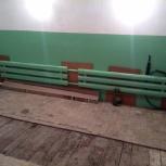 Продам б/у регистры отопления в гараж, Новосибирск