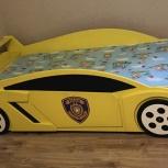 Кровать машина детская, Новосибирск