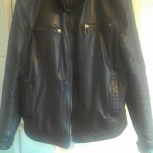 Продам кожаную куртку VIAROMA, Новосибирск