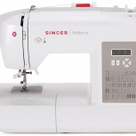 Новая швейная машинка Singer Brilliance 6180, Новосибирск