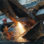 Демонтаж металлоконструкций, услуги газорезчика, Новосибирск