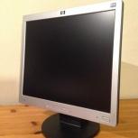 """ноутбук HP L1706 - 17"""" (43см) - VGA - TFT, Новосибирск"""