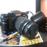 Продам новый фотоаппарат  фуджифильм х-т2, Новосибирск