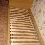 Продаю кровать Мальм с натуральным шпоном, Новосибирск