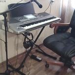 Уроки игры и обучение на синтезаторе в Новосибирске, Новосибирск