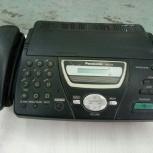 Продам телефон Panasonic KX-FT74RU, Новосибирск