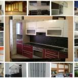 Изготовление и ремонт рамочных фасадов для мебели, Новосибирск