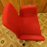 Патрик рабочий стул уллеви красный, Новосибирск