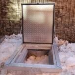 Мини снегоплавильная установка для Вашего участка, Новосибирск
