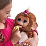 Продам Смешливая обезьянка Hasbro, Новосибирск