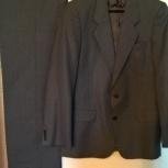 Продам мужской костюм, новый., Новосибирск