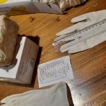 Латексные перчатки., Новосибирск