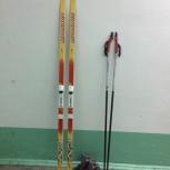 Комплект беговых лыж MUDSHUS, Новосибирск