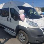 Услуги пассажироперевозки на Peugeot Boxer. Лично!, Новосибирск