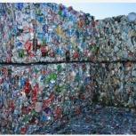 Приобретаем отходы стрейч плёнки, ПНД и ПЭТ бутылки, Новосибирск