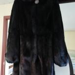 Продам норковую шубу б/у, Новосибирск