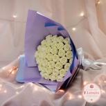 Букет из 37 шоколадных роз, Новосибирск